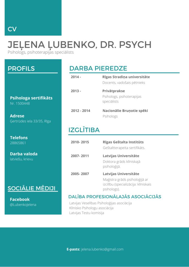 CV_Lubenko